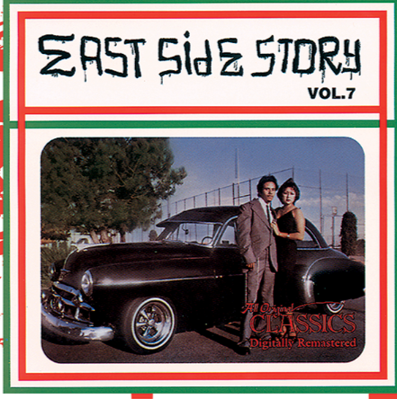 Image of EASTSIDE STORY VINYL VOL 7