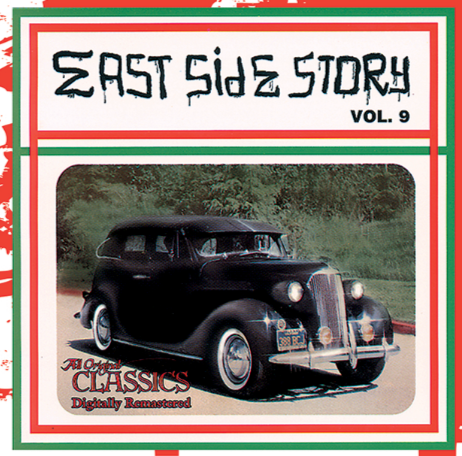 Image of EASTSIEDE STORY VINYL VOL 9
