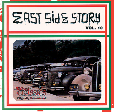 Image of EASTSIDE STORY VINYL VOL 10