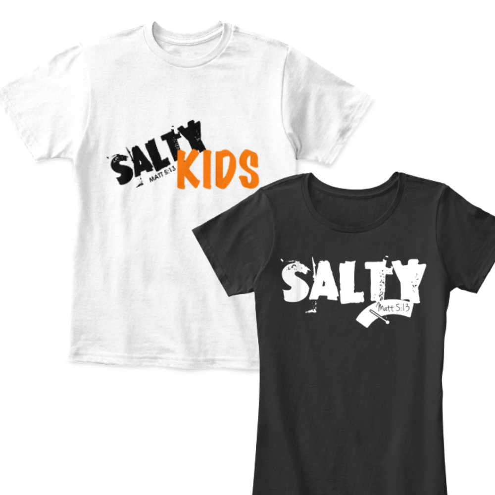 Image of SALTY T-Shirt