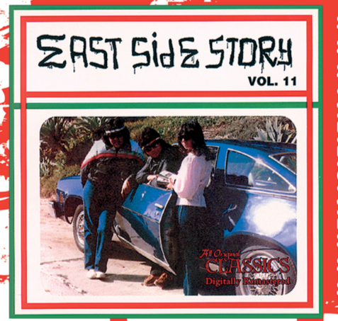 Image of EASTSIDE STORY VINYL VOL 11