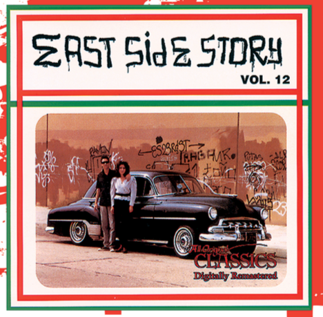 Image of EASTSIDE STORY VINYL VOL 12