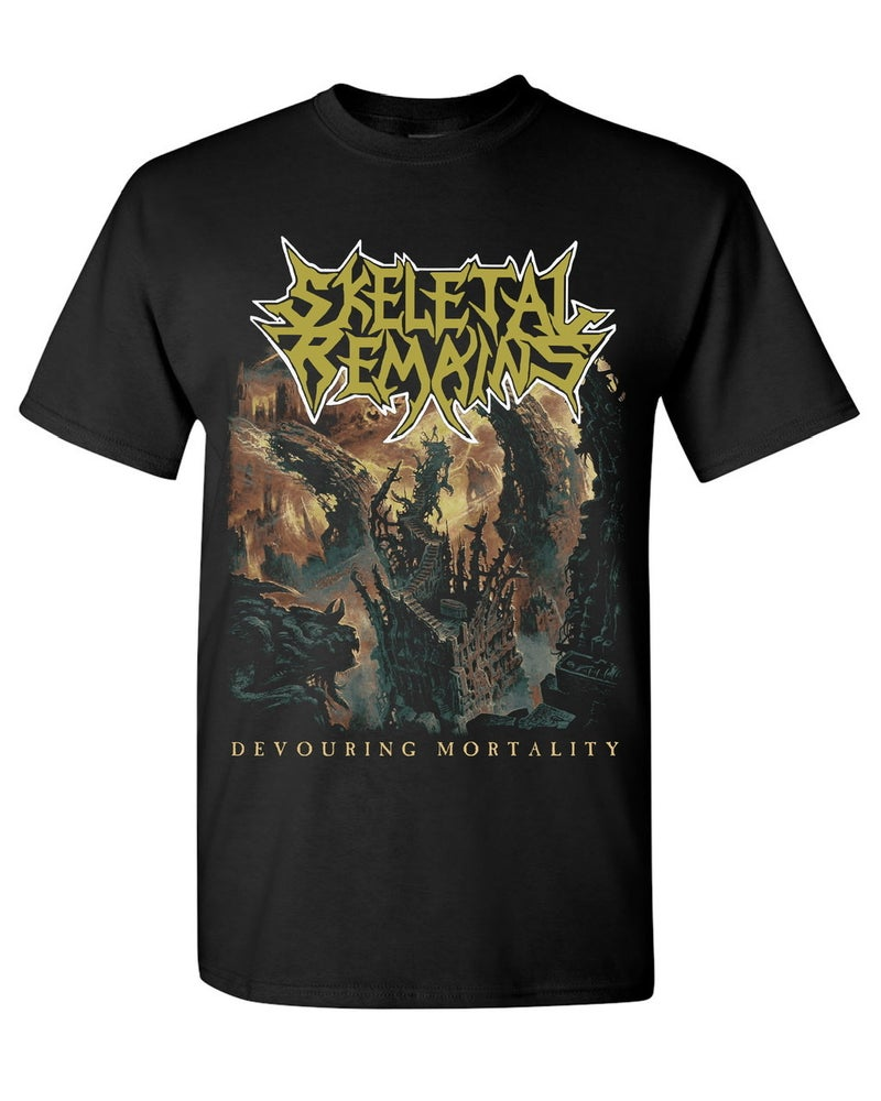 Image of Devouring Mortality T-Shirt/Long sleeve