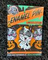 Panduh Boo GLOW Enamel Pin