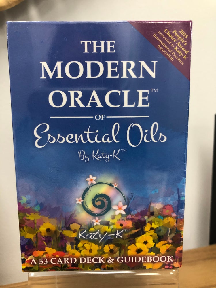 Image of The Modern Oracle of Essential Oils