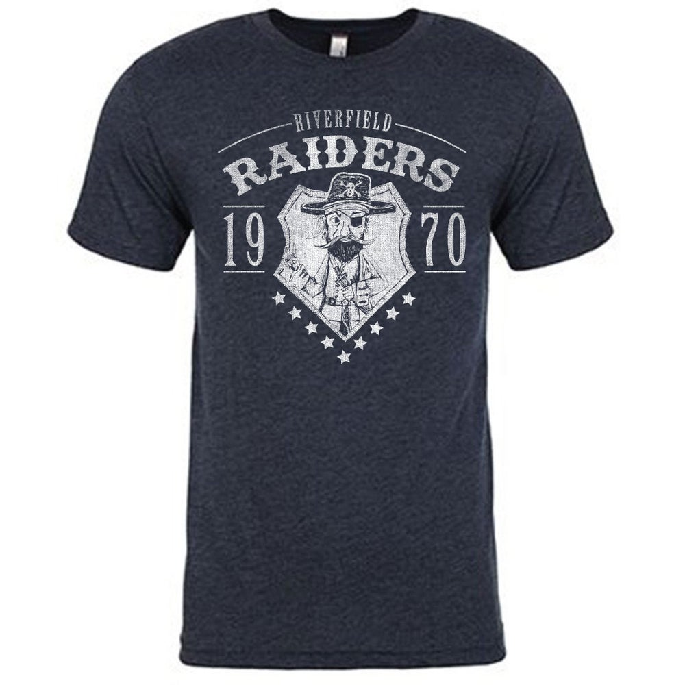 Image of Adult Riverfield Raider Short Sleeve Tee- Pre Order