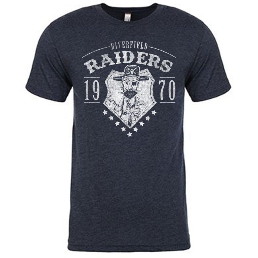 Image of Youth Riverfield Raider Short Sleeve Tee- Pre Order