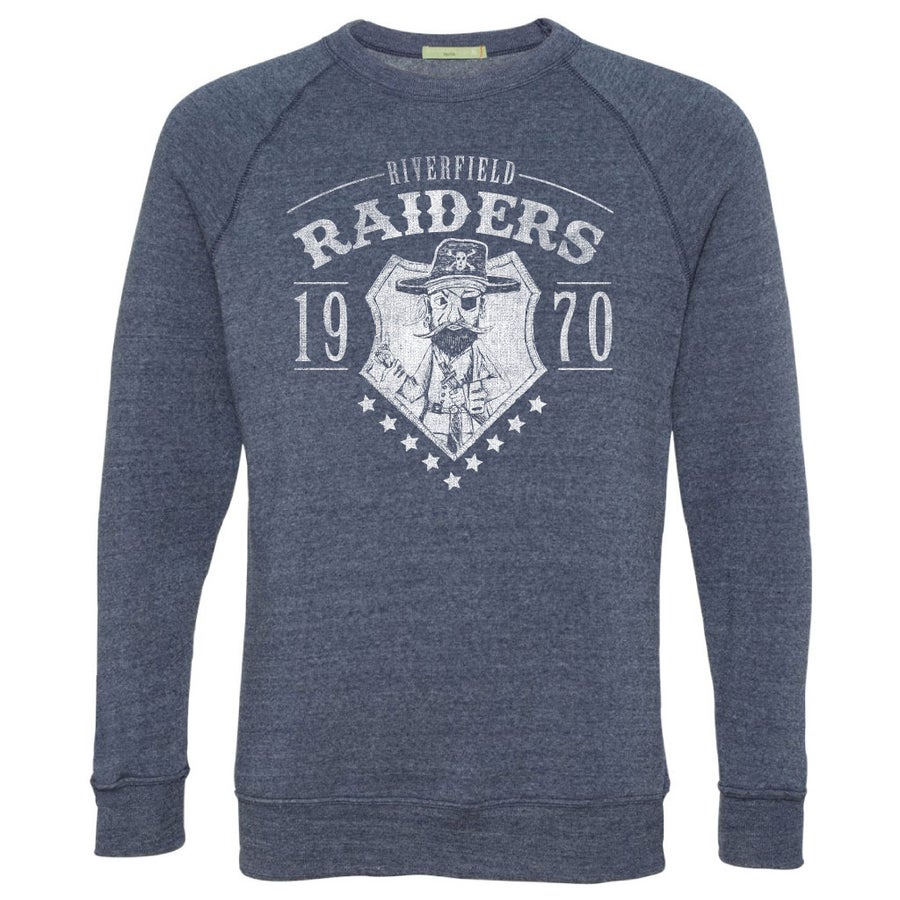 Image of Youth Riverfield Raider Sweatshirt- Pre Order