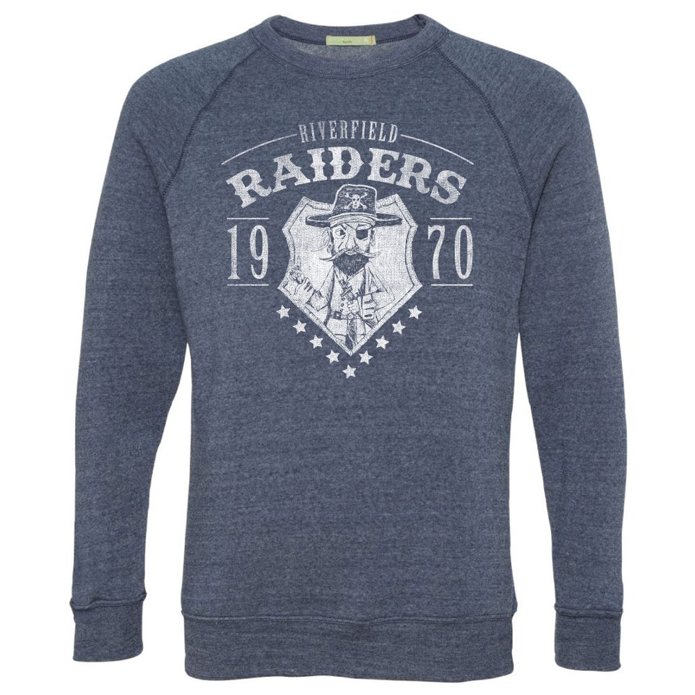 Image of Adult Riverfield Raider Sweatshirt- Pre Order