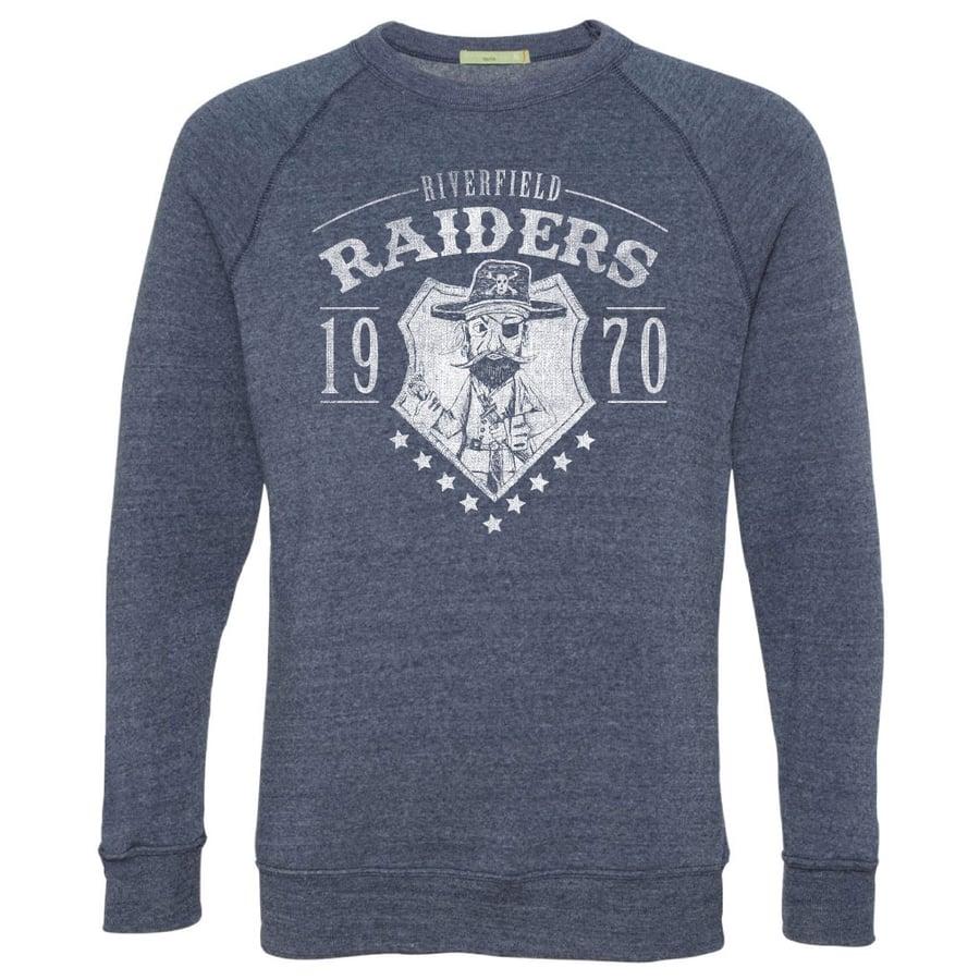 Image of Adult Riverfield Raider Sweatshirt- Pre Order