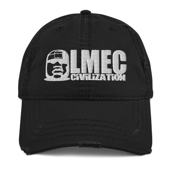 Image of OLMEC CIVILIZATION GRANDFATHER HAT
