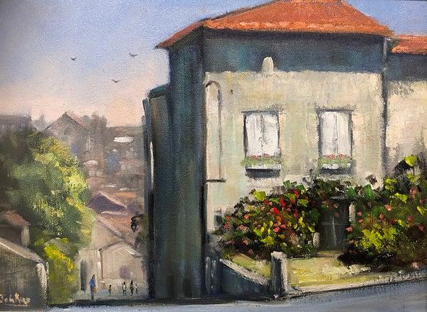 Image of St Emillion, Bordeaux