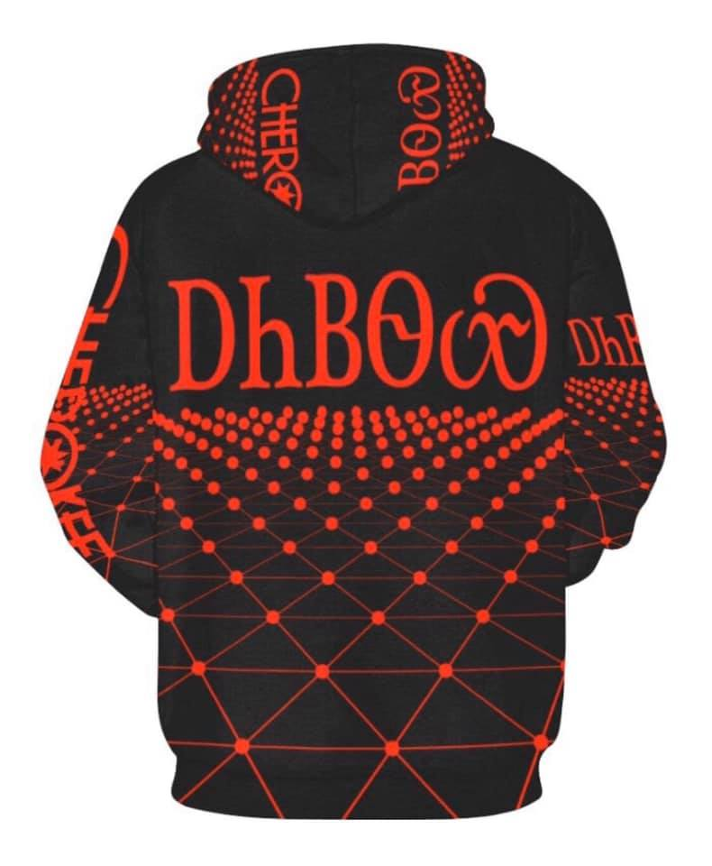 Image of The ᎠᏂᏴᏫᏯ Graphic Hoodie