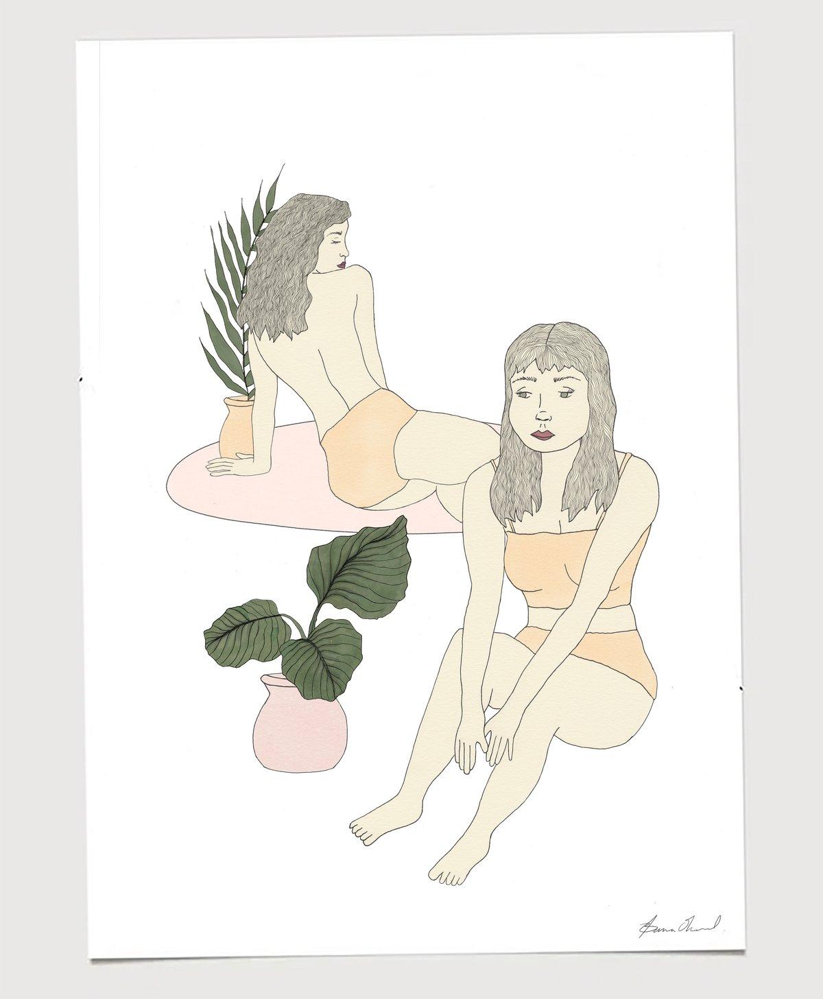 Image of Les Femmes