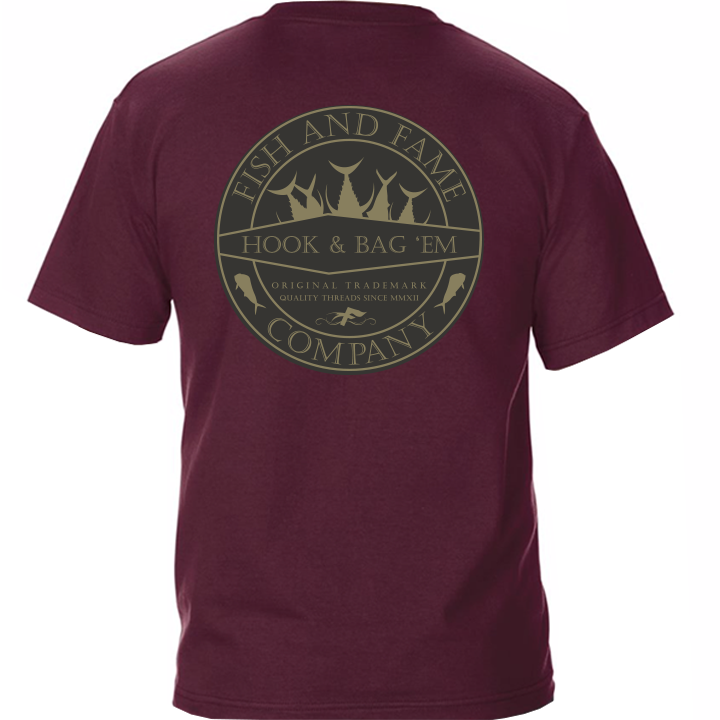 Image of HNB Tee (wine)