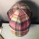 Image 4 of Welsh tweed cycling cap