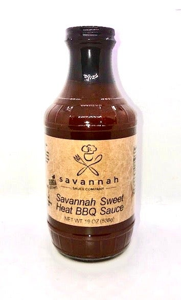 Image of Savannah Sweet Heat BBQ Sauce