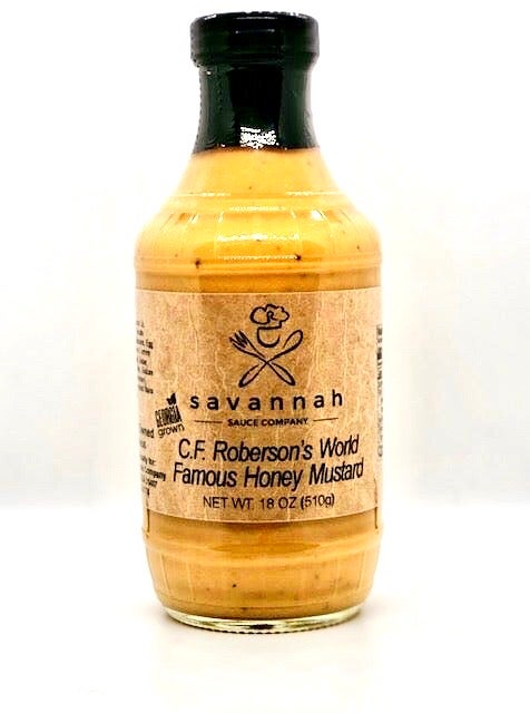 Image of C.F.ROBERSON'S WORLDS FAMOUS HONEY MUSTARD