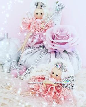 Image of NEW - Decorative Princess Marshmallow Fairy