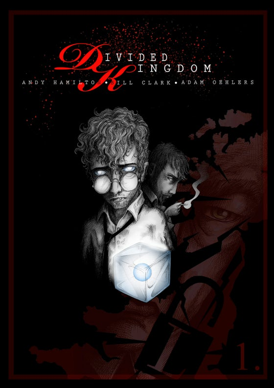Image of Divided Kingdom Issue 1