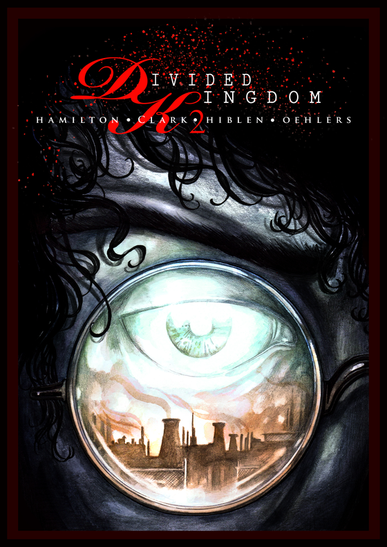Image of Divided Kingdom Issue 2