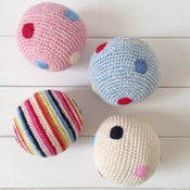 Image of Anne Claire Petit Crochet Ball