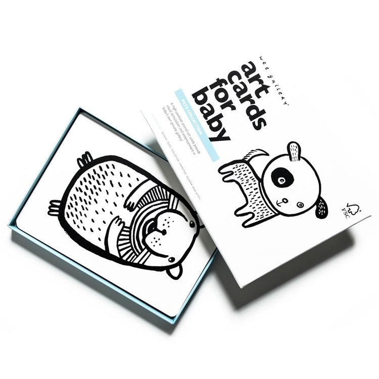 Image of Wee Gallery Pets Art Cards