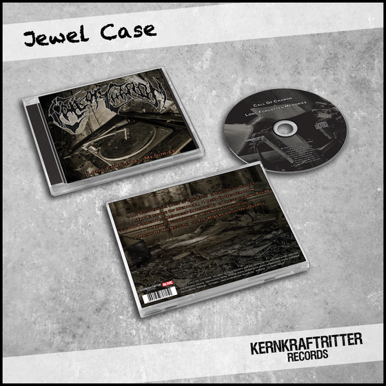 Image of LONG FORGOTTEN MEMORIES - CD