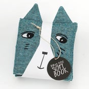 Image of Wee Gallery Cat Soft Cloth Book