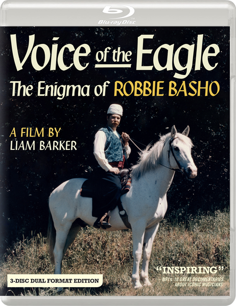 Image of VOICE OF THE EAGLE: THE ENIGMA OF ROBBIE BASHO (SPECIAL EDITION BD/DVD)