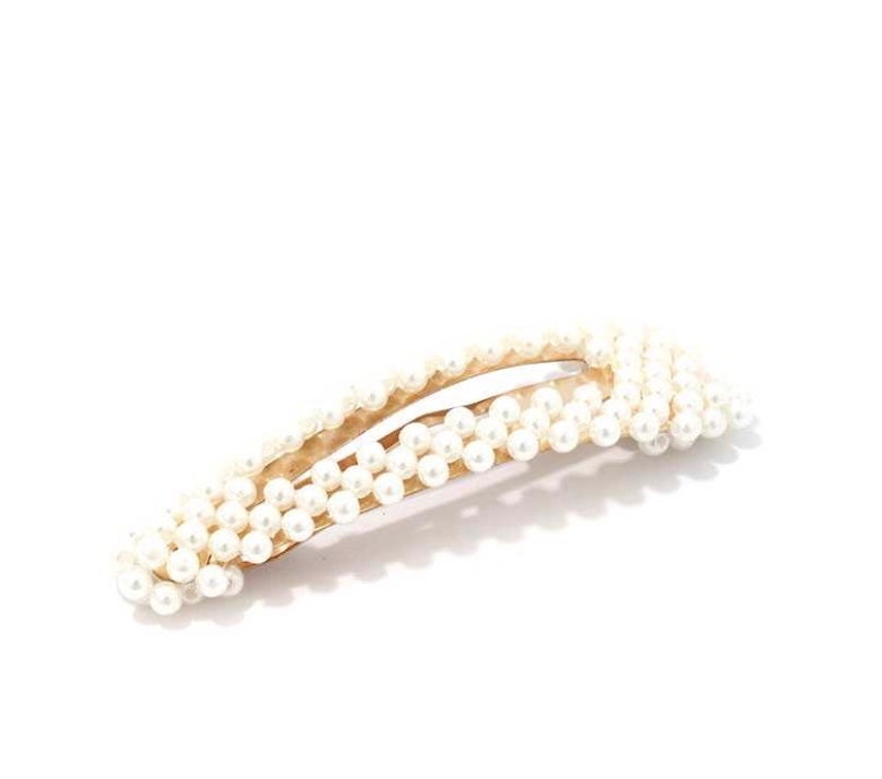 Image of Large Pearl Clips