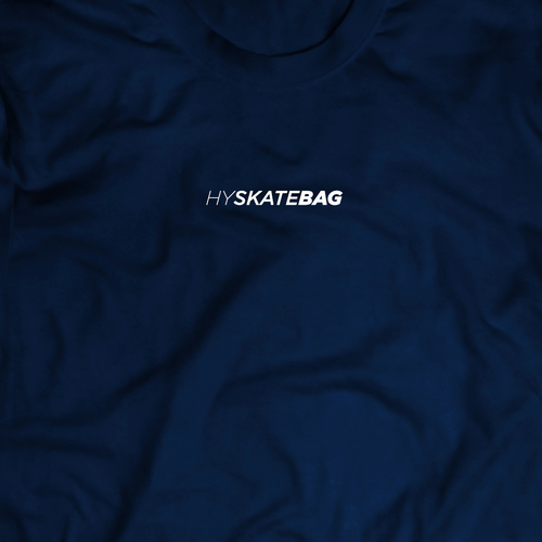 Image of TEE SHIRT - HYSKATEBAG LOGO