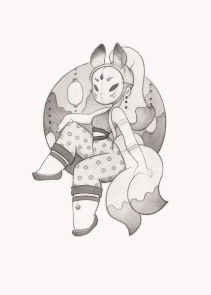 Image of Kitsune