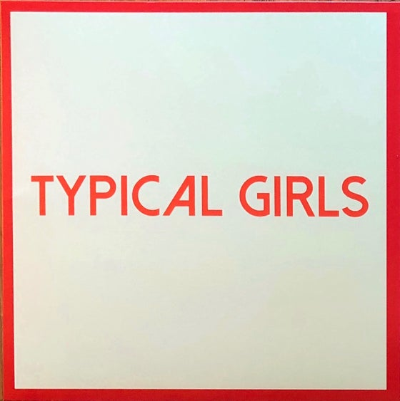 Image of Typical Girls Volume 4  - vinyl album