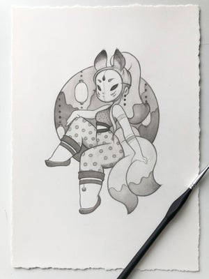 Image of Kitsune