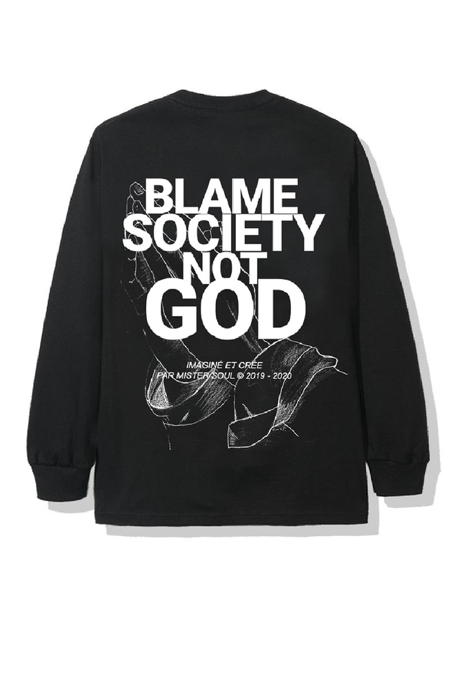 Image of BSNG HANDS LONGSLEEVES
