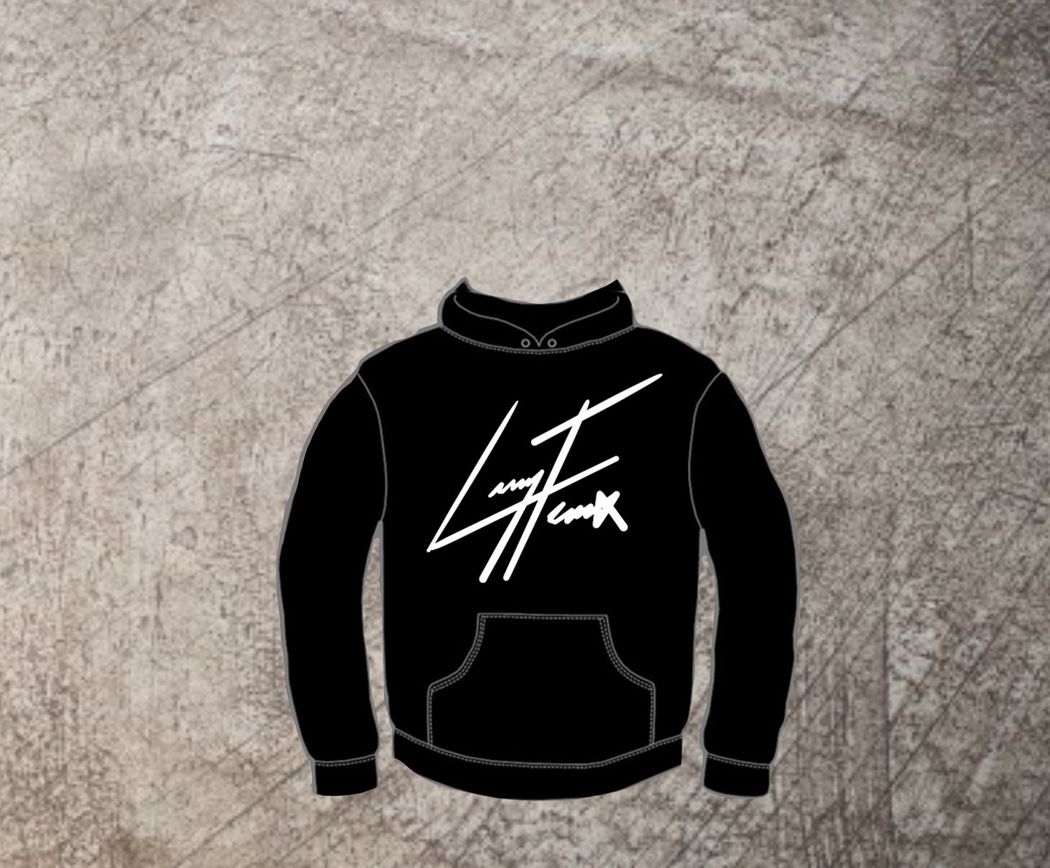 Image of Larry Fenix - Signature Pull-Over Hoodie