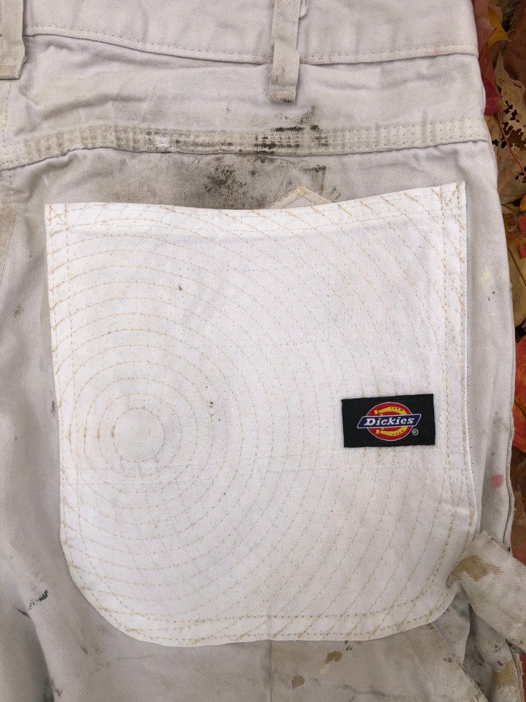 Image of Repurposed Dickies/Sherwin-Williams Quilted Painters Pants