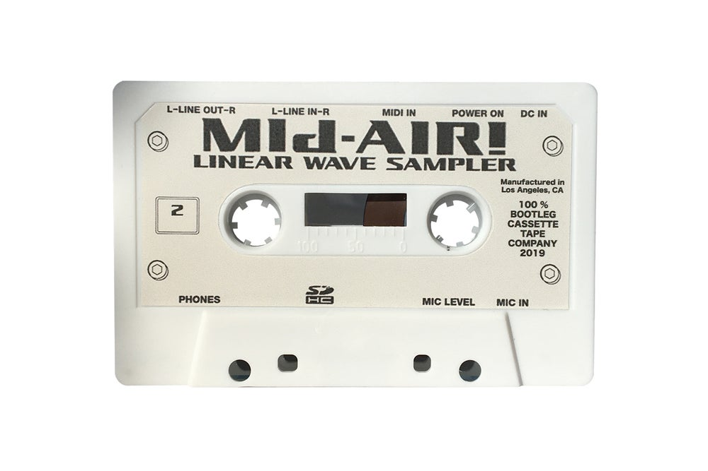 Mid-Air! - Linear Wave Sampler
