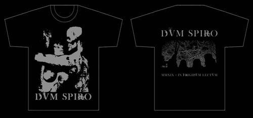 "Image of DVM SPIRO ""MMXIX - In Frigidvm Lectvm"" t-shirt"