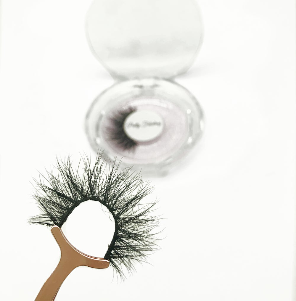 Image of Caterina 3D Mink Lashes