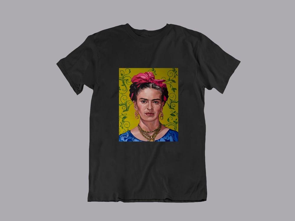 "Image of ""Frida Kahlo"" T-Shirts & Hoodies"