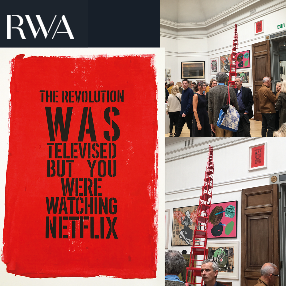 Image of Netflix-1 Exclusively Available from RWA Open