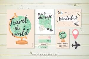 Image of Pack Imprimible Viajes