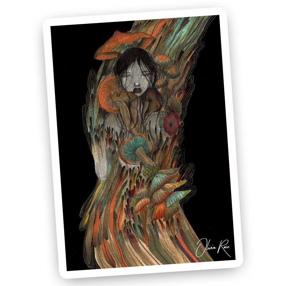 Image of Fuhi print