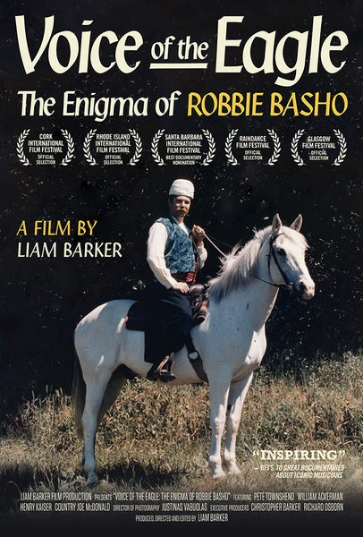 Image of VOICE OF THE EAGLE: THE ENIGMA OF ROBBIE BASHO (THEATRICAL POSTER - ONE SHEET)