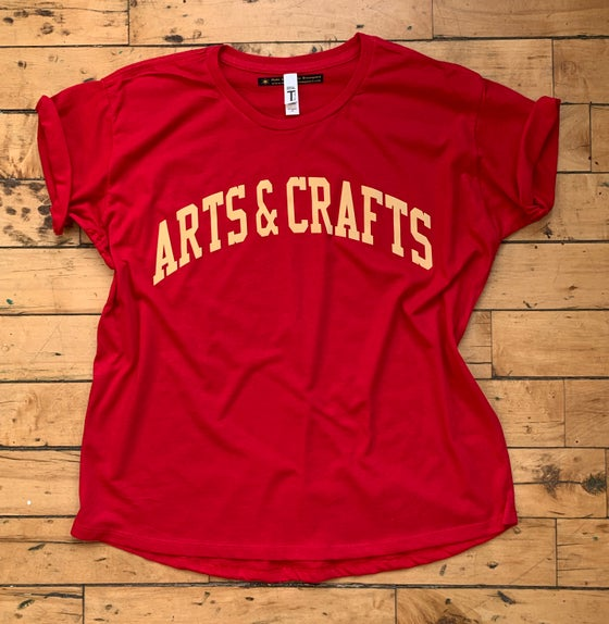 Image of Arts & Crafts -Ladies Tee