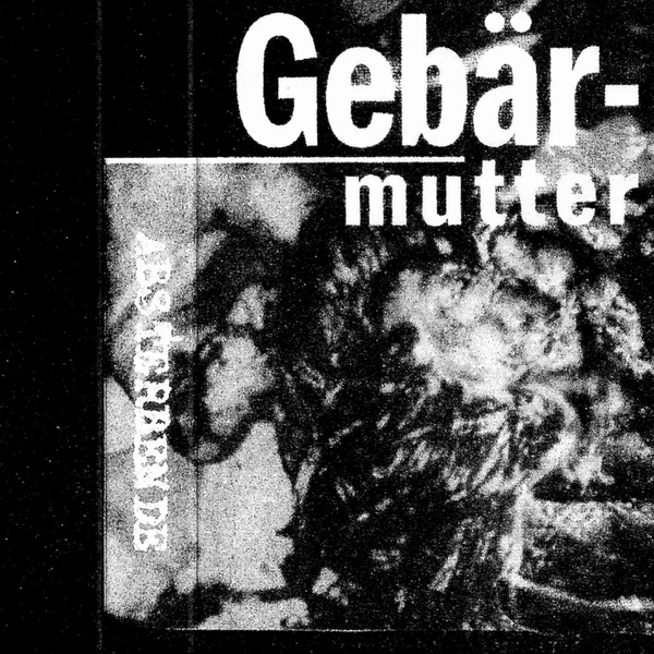 Image of Absterbende - Gebärmutter (Self released C-90)