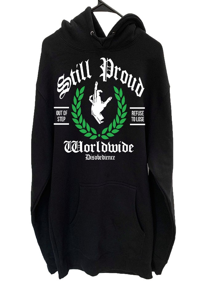 Image of DISOBEDIENCE Hoodie