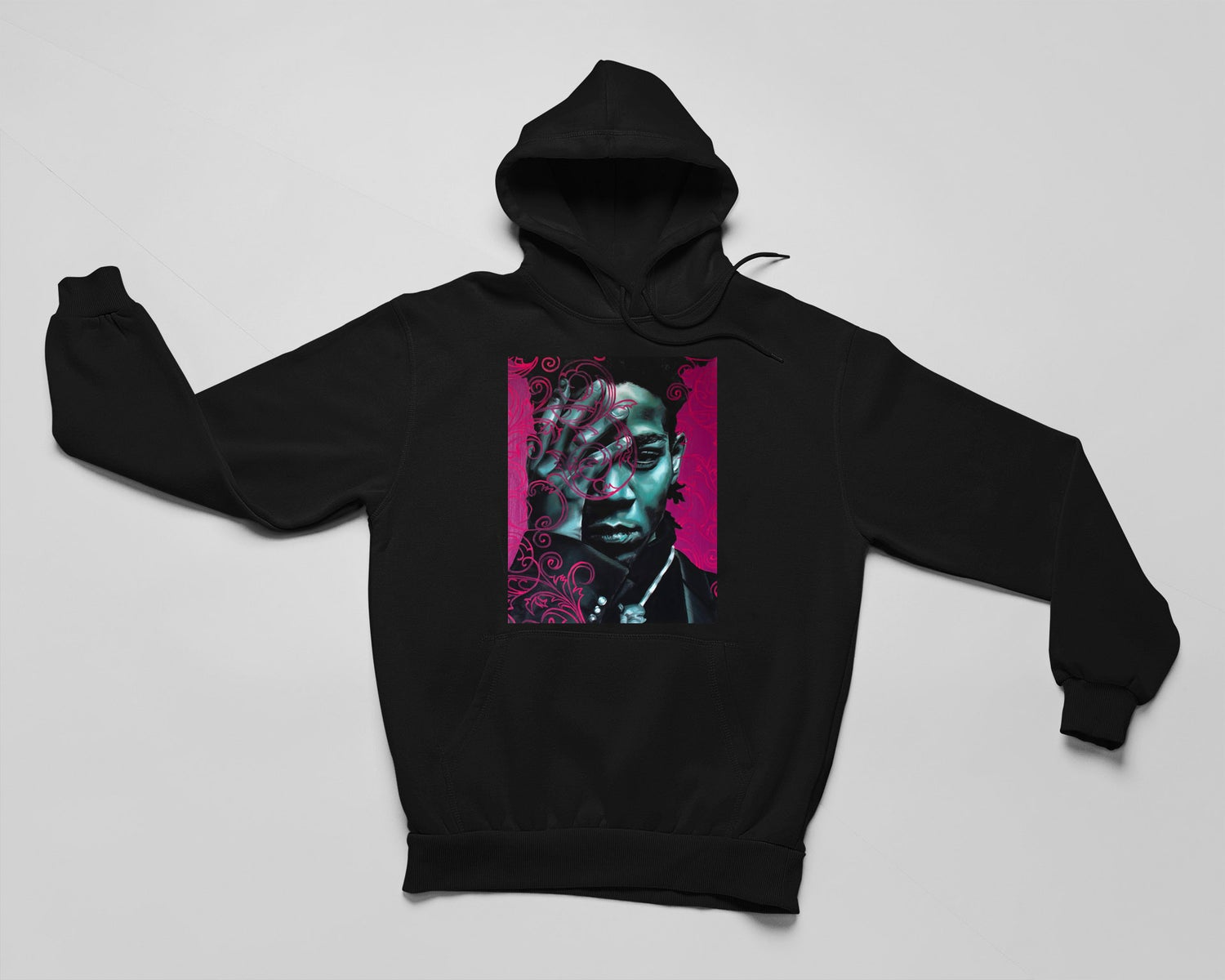 "Image of ""Sir Basquiat"" T-Shirts & Hoodies"